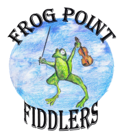 Frog Point Fiddlers logo